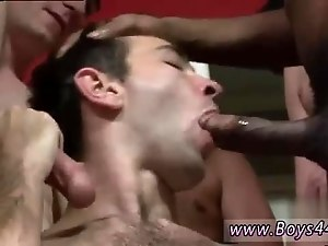 Male solo gay porn first time Eric Christians the BareBack Hunter