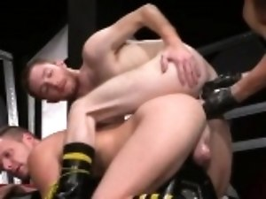 Mature man anal fisting and free gay porn twink first time W