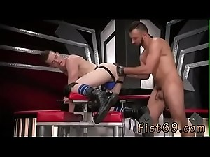 Boys sex gay fist first time Sub sex pig, Axel Abysse crawls on palms