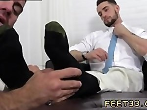 Foot stars naked gay He had his face in KC's sundress socks in no time