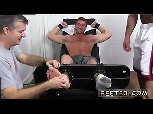 Young feet boys gay porno movie Ricky and Connor have become good