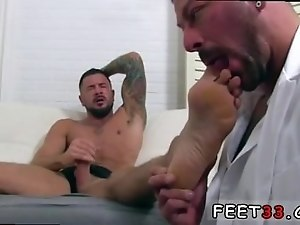 Porn anal fucking full size sex video and free gay down low Dolf's Foot