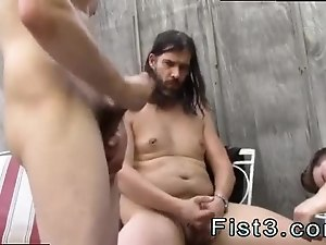 Download video male masturbation mobile gay Fisting Orgy and Jerk Off