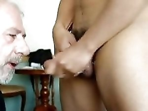 Double Cum Eating