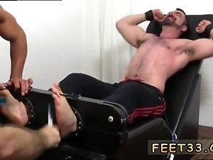Boy gay and sex anal male zone Dolan Wolf Jerked & Tickled