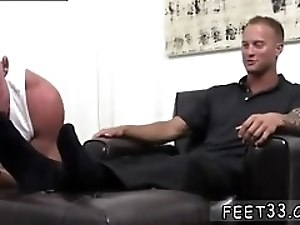 Foot boy naked gay relished every 2nd of the sock and sole worshiping