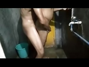 Romantic desi fuck by roommate in shower gay fuck