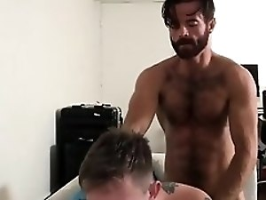 Boobs sucking hungry by boys videos gay Being a dad can be h