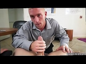 Hot gay porn with straight sexy men Keeping The Boss Happy
