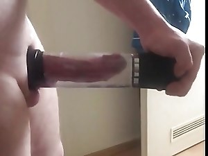 My pumped dick
