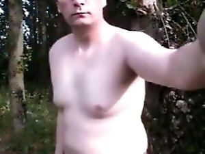 Horny amateur gay video with Outdoor scenes