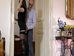 Stockings euro cum spray
