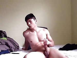Buff Amateur Asian Zack Fleshjacking