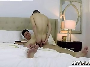 Cute guys small hard dicks gay Sweet sans a condom studs Kyler and Seth