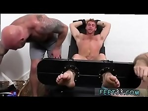 Gay leg boy sex video Connor Maguire Jerked &amp_ Tickle d