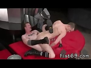 Fist fucking old gay and chinese porn fisting movietures In an