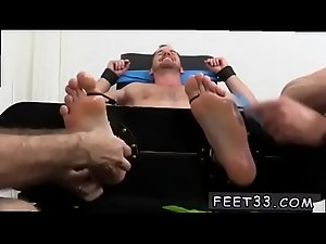 Emo guy foot worship and fetish videos gay Chance Cruise Tickle d
