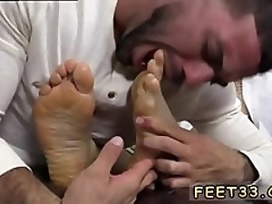Teen gay porn nude young boy and hot get fit KC's New Foot & Sock Slave