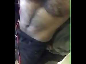 Desi Guy in boxer