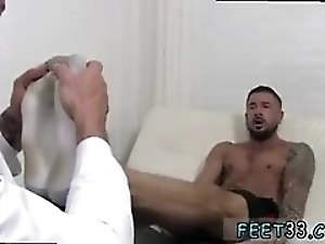 Porn sex young gays feet Dolf s Foot Doctor Hugh Hunter